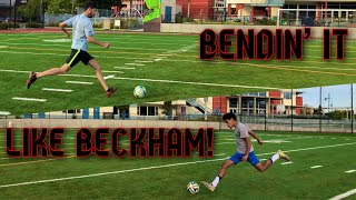 Free Kicks and Skills ft. Paolo The Frenchman!!!