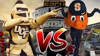 Can Syracuse Football Team Upset Another Ranked Team!?! - Thursday Throwback