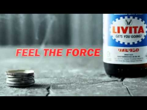 Livita - The 1st Energy Drink in Malaysia