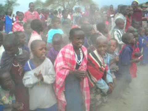 Fulcrum Challenge 2007 Tanzania