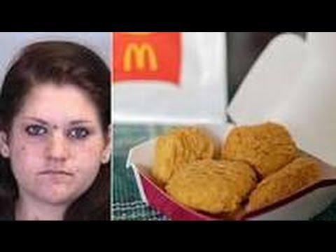 Chicken nugget sex