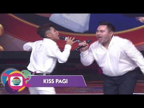 Keseruan Jirayut dan Nassar saat Duel Joget di D'Academy Asia 4 - Kiss Pagi