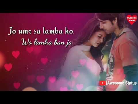 Love Song  Jo Umr Se Lamba Ho Wo Lamha Ban Jaun
