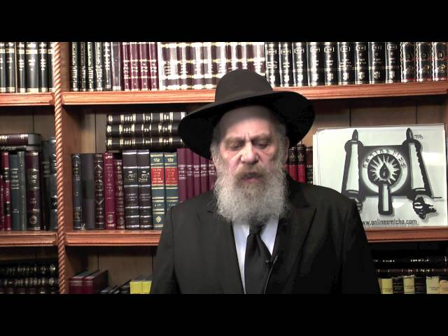 Rabbi Ezra Schochet - Importance of Learning Halacha