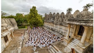 Nem Aavone - Kumbhariyaji Tirth Mandan Shri Neminath Dada Na Bhakti Swaroope #JainTirth #JaiNeminath