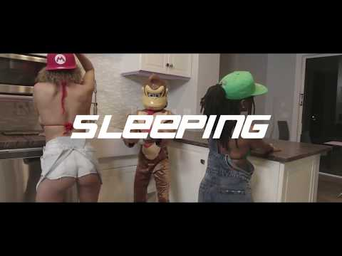 Go Hann featuring Project Youngin - Sleeping (Official Music Video)