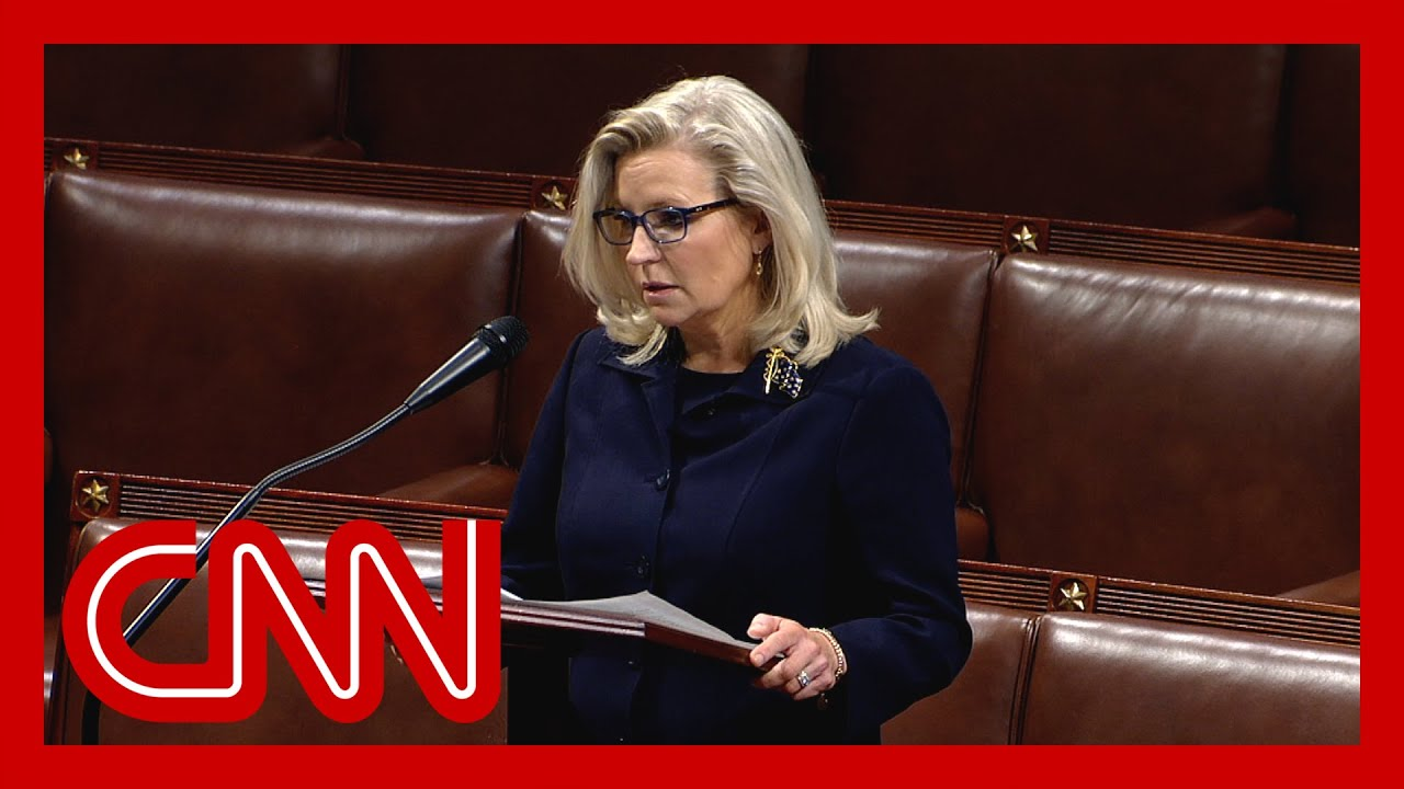 Liz Cheney ousted from U.S. House GOP leadership for rejecting ...