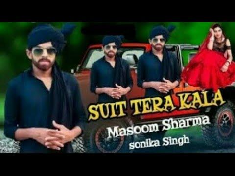 Suit Tera Kala || Masoom Sharma || Dehati Mix || Dj Rana & T R S