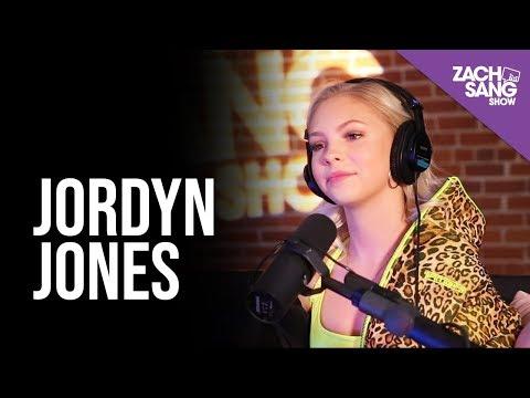 Jordyn Jones Talks Leave, Abby's Ultimate Dance Competition and Jordan Beau