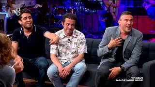 Saba ile Oyuna Geldik - Lay Lay Lom Oyunu (1.Sezon 13.Bölüm)