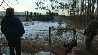 Land owners in dark on fracking problems