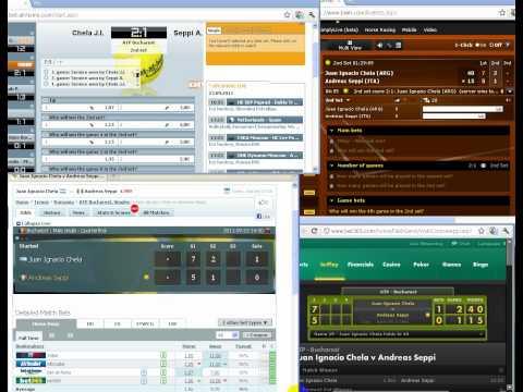 BetBrain Live Odds Comparison