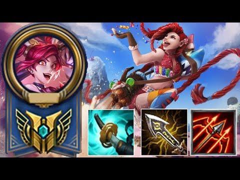 Jinx Montage 29 - Best Jinx Plays   League Of Legends Mid