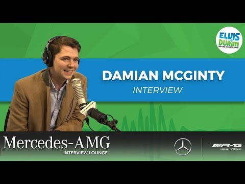 Damian McGinty on Celtic Thunder, St. Patrick's Day, and New Music  Elvis Duran