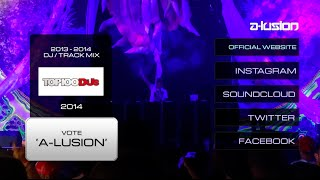 A-lusion: Top 100 Djs vote - 2013-2014 DJ / track mix