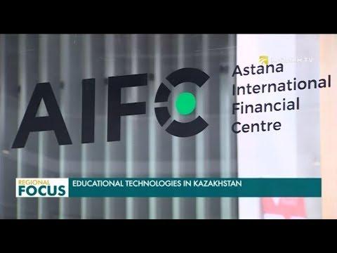 Educational Technologies in Kazakhstan