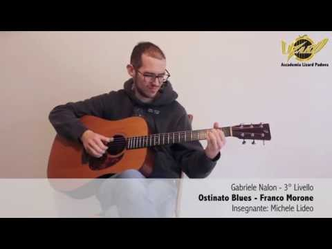 Franco Morone - Ostinato Blues