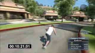 Skate 3 - All Deathraces World Record [10:26.10]