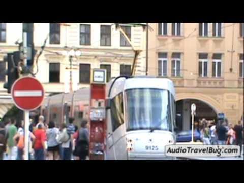 Prague- Getting around- AudioTravelbug