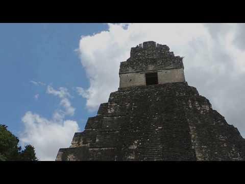 Temple of the Great Jaguar Tikal