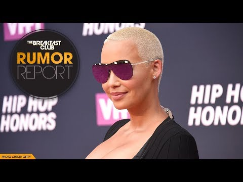Amber Rose Wants You To Put Some Respek On Her Name