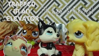 LPS Trapped in an Elevator Skit - Ft. Lps Snickers! || LPSinfinity