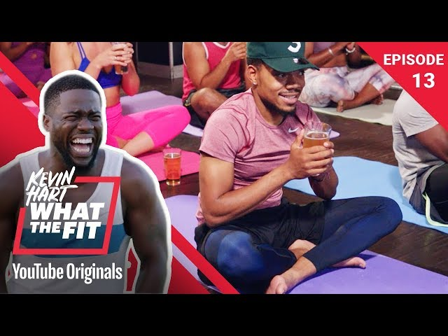 Beer Yoga with Chance the Rapper | Kevin Hart: What The Fit Episode 13