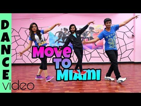 MOVE TO MIAMI (Official Video) ft. Pitbull   Enrique Iglesias   Dance cover   Madhu gooli  