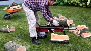 ES7T20 7 Ton Electric Log Splitter