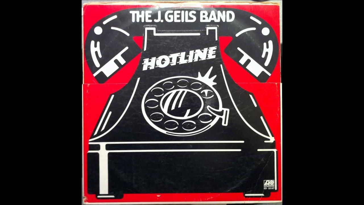 J Geils Band (Love Itis) - YouTube