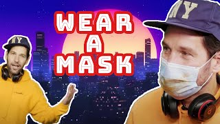 CERTIFIED YOUNG PERSON Pąul Rudd wants YOU to wear a MASK