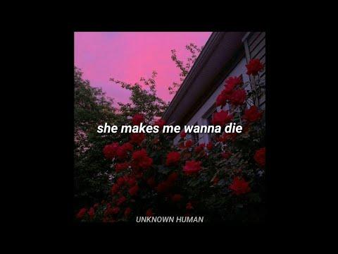 Jindie // she makes me wanna die (lyrics)