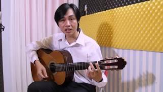 Học Đàn Guitar - Học Đàn Guitar Đệm Hát - Học Đàn Guitar Cho Người Mới Bắt Đầu (Lỗi Chuyển Hợp Âm)