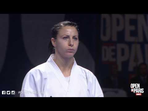 [Edition 2016] Finale Combat -50kg : Recchia (FRA) - Sassano (ITA) - Open de Paris