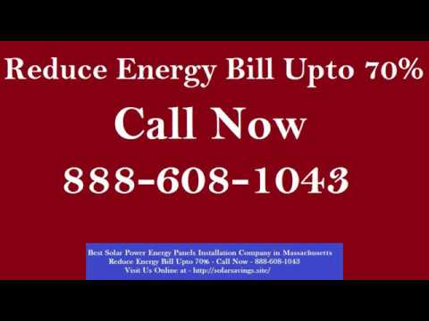Best Solar Power (Energy Panels)  Installation Company in Attleboro Massachusetts MA