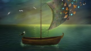 "Peaceful Relaxing Instrumental Music, Soft Meditation Music ""Lands of Enchanted"" by Tim Janis"