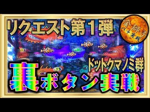 リクエスト機種第1弾~海物語裏ボタン実戦!~