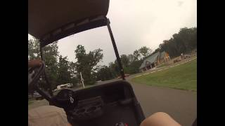 Lake Rudolph Golf Cart Tour