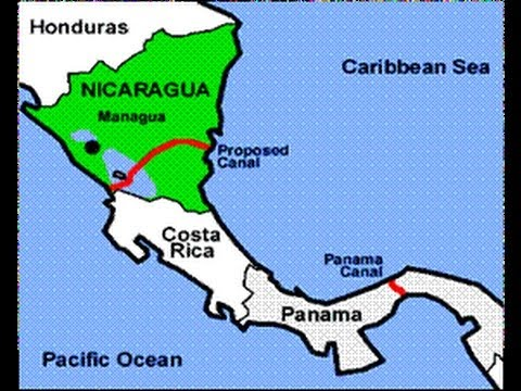 """Motives behind Ortega's Plans to Construct a Nicaraguan Canal"""