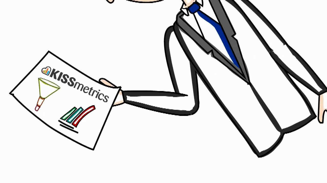 KISSmetrics - Web Analytics With A Focus On Revenue