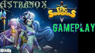 Epic Summoners Gameplay Review #55 - Epic Summoners PVP Guide Strategy Tips Tricks Android Game iOS