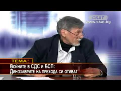 Ivan Kostov Is a Marx Leninist Creature of the Bulgarian Communist Party and USSR 2