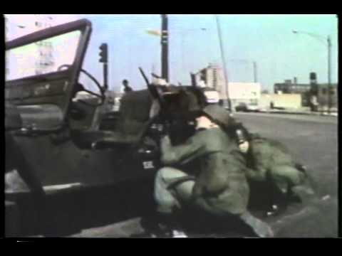 Chicago Fire Dept. - Chicago Westside Riots 1968
