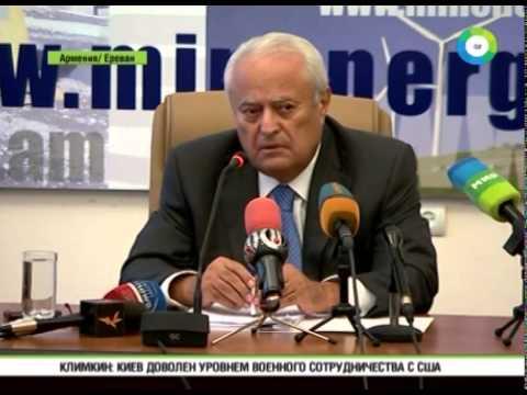 В Армении пытаются решить проблему завода «Наирит», закрытого за долги