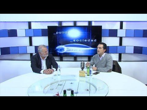 Entrevista con Rufino Sasian Huelga concejal no adscrito en el Ayuntamiento de Torrelavega