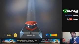 Baú Pokerstars - Stars Rewards