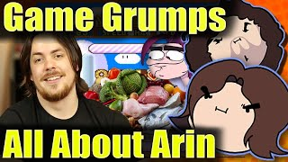 Best of Game Grumps - All About Arin! - [Compilation of Arin Moments!]