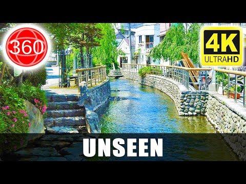 ☑️ [360°VR] 🗾 Walk Behind Orion Street, Unseen, Utsunomiya   4K Virtual Reality   Japan 360