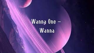 Wanna One (워너원) - Wanna (갖고 싶어) [ACAPELLA]