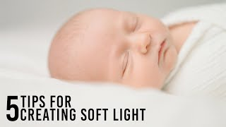 How to Create Soft Light with Strobes & Flash Indoors   5 Tips with Sandra Coan screenshot 1